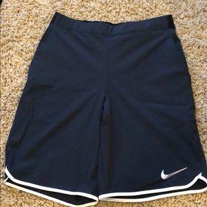 Nike Dri Fit Flat Front Shorts